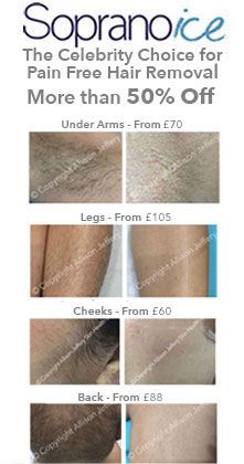 Pain Free Laser Hair Removal Brighton