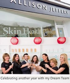 Welcome to Allison Jeffrey Skin Health Clinic